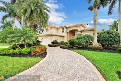 Davie Single Family Home For Sale: 3633 Birch Ter