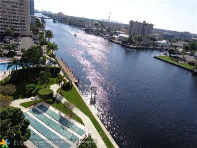 Fort Lauderdale Condo/Townhouse For Sale: 3200 NE 36th St #620