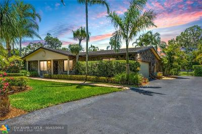Single Family Home For Sale: 501 W Tropical Way