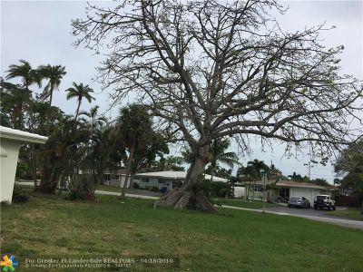 Pompano Beach Single Family Home For Sale: 160 SE 15th Ave