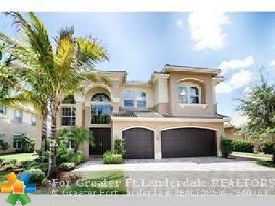 Boynton Beach Single Family Home For Sale: 11808 Fox Hill Cir