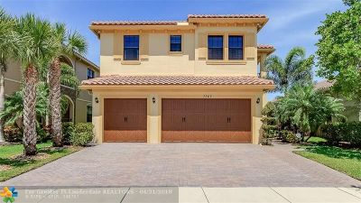 Parkland Single Family Home For Sale: 7367 NW 111th Way