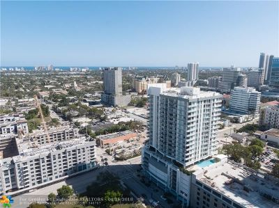 Fort Lauderdale Condo/Townhouse For Sale: 315 NE 3rd Ave #2108