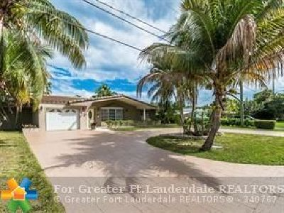 Deerfield Beach Single Family Home Backup Contract-Call LA: 1100 SE 12th Ave