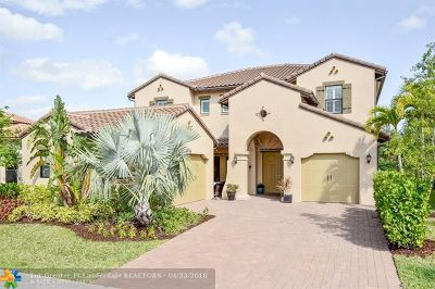 Parkland Single Family Home For Sale: 7978 NW 112th Ter