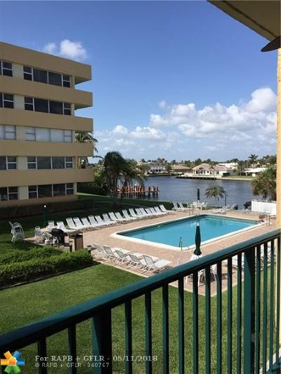 Hillsboro Beach Condo/Townhouse For Sale: 1238 S Hillsboro Mile #203