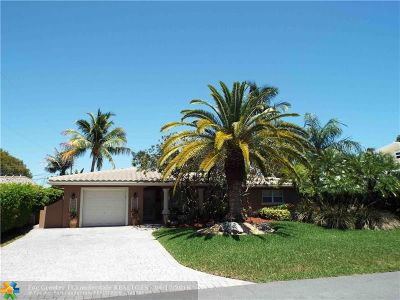 Pompano Beach Single Family Home For Sale: 311 SE 8th Ct