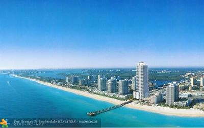 Sunny Isles Beach Condo/Townhouse For Sale: 16699 Collins Ave #3903