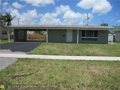 Pompano Beach FL Rental For Rent: $2,100