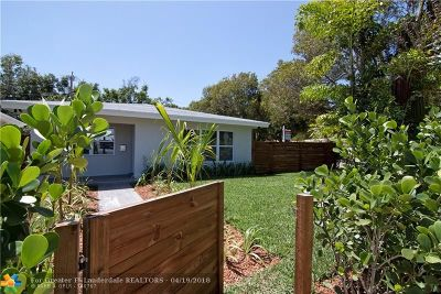West Palm Beach Single Family Home For Sale: 328 28th St