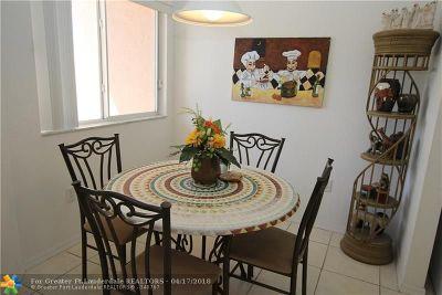 Tamarac Condo/Townhouse For Sale: 7775 Yardley Dr #110