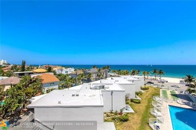 Fort Lauderdale Condo/Townhouse Backup Contract-Call LA: 1200 N Fort Lauderdale Beach Blvd #504