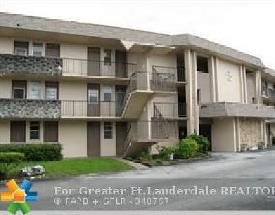 Plantation Condo/Townhouse For Sale: 5335 NW 10th Ct #209