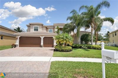 Lake Worth Single Family Home For Sale: 7177 Via Abruzzi