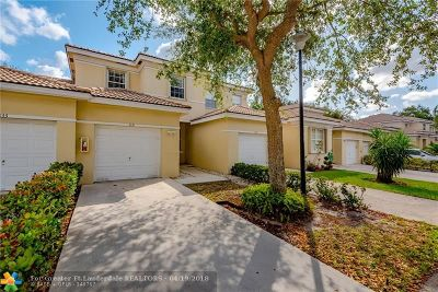 Lauderhill Condo/Townhouse Backup Contract-Call LA: 3131 Enclave Way #3131