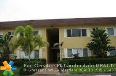 Pompano Beach Condo/Townhouse For Sale: 101 SE 6th Ave #9