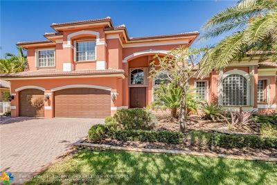 Miramar Single Family Home For Sale: 4534 SW 195th Way