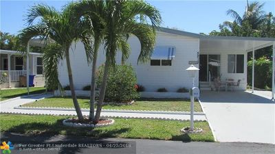 Deerfield Beach Single Family Home For Sale: 5212 NW 4th Ave