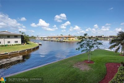 Pompano Beach Condo/Townhouse For Sale: 801 S Federal Highway #208