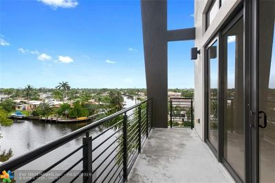 Pompano Beach Condo/Townhouse For Sale: 196 SE 4th Ter #K1