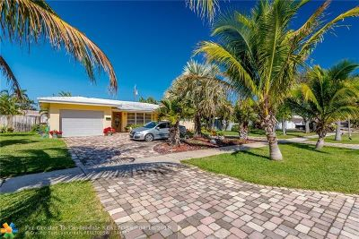 Deerfield Beach Single Family Home For Sale: 1301 SE 14th Dr