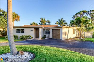 Boynton Beach Single Family Home Backup Contract-Call LA: 134 SE 31st Ave