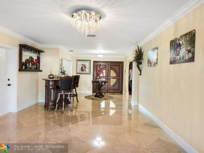 Pompano Beach Single Family Home For Sale: 350 SE 13th Ave