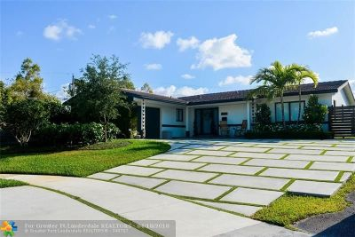 Miami Single Family Home For Sale: 6301 SW 91st Ave