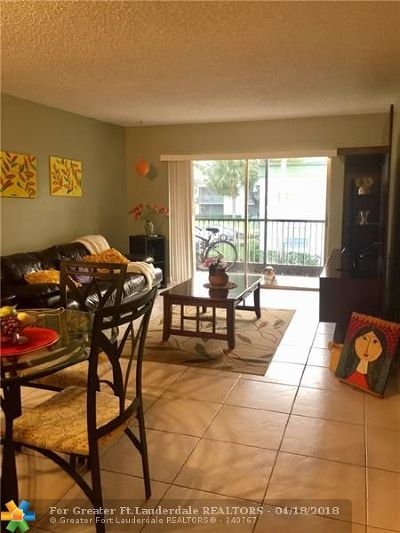 Coral Springs Condo/Townhouse For Sale: 4276 NW 89th Ave #205
