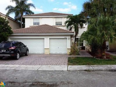 Fort Lauderdale Single Family Home For Sale: 4925 SW 35th Ter