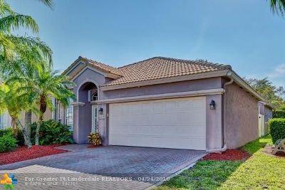 Boca Raton Single Family Home For Sale: 21149 Via Ventura