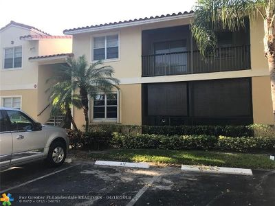 Pompano Beach Condo/Townhouse For Sale: 1227 SW 46th Ave #315