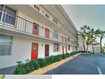 Fort Lauderdale Condo/Townhouse For Sale: 4501 NE 21st Ave #111