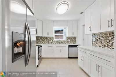 Hollywood Single Family Home For Sale: 6459 Evans St.