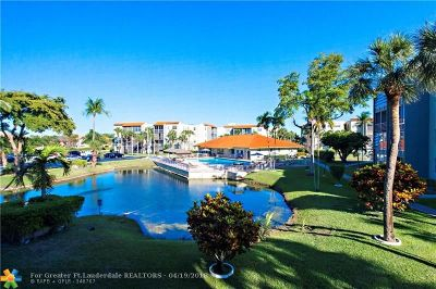 North Lauderdale Condo/Townhouse For Sale: 1800 SW 81st Ave #1214