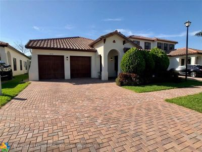 Cooper City Single Family Home For Sale: 3630 NW 85th Ter