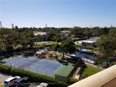 Fort Lauderdale Condo/Townhouse For Sale: 900 River Reach Dr #518