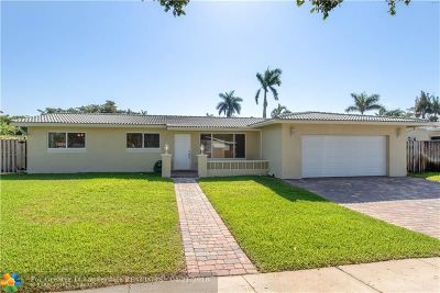 Pembroke Pines Single Family Home For Sale: 1931 NW 106th Ter