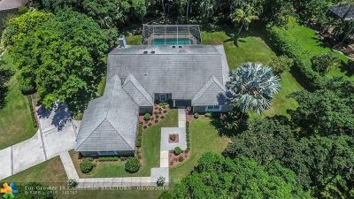 Parkland Single Family Home For Sale: 7004 Hialeah Ct