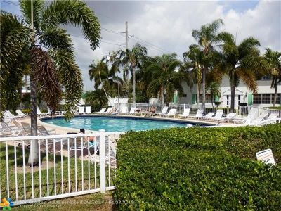 Fort Lauderdale Condo/Townhouse For Sale: 6261 NE 19th Ave #1205