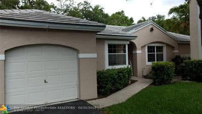 Plantation Single Family Home For Sale: 894 NW 99th Ave