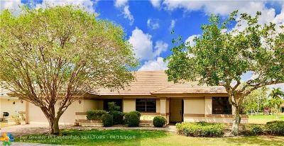 Davie Single Family Home For Sale: 1511 E Oak Knoll Cir