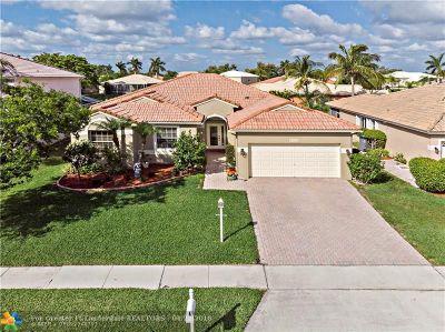 Boca Raton Single Family Home For Sale: 21919 Palm Grass Dr