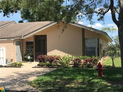 Boca Raton Condo/Townhouse For Sale: 8885 Windtree St #D