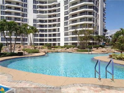 Aventura Condo/Townhouse For Sale: 19195 Mystic Pointe Dr #706