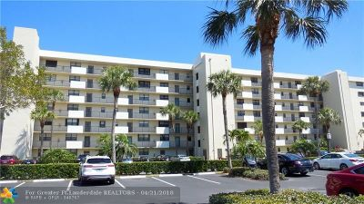 Deerfield Beach Condo/Townhouse For Sale: 2430 Deer Creek Country Club Blvd #203