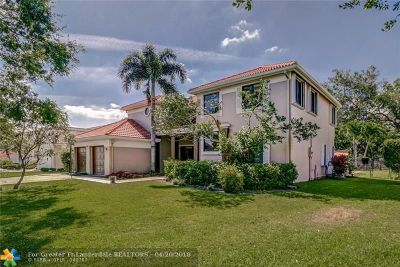 Davie Single Family Home For Sale: 3041 Perriwinkle Cir