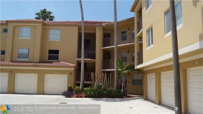 Plantation Condo/Townhouse For Sale: 751 N Pine Island Rd #209