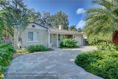 Fort Lauderdale Multi Family Home For Sale: 201 NE 17th Avenue