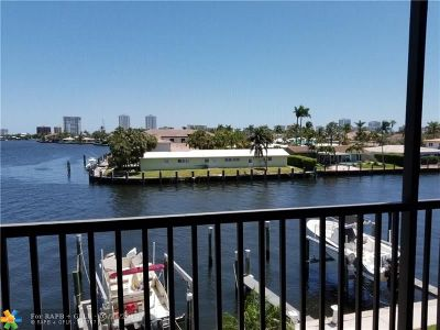 Pompano Beach Condo/Townhouse For Sale: 740 S Federal Hwy #304